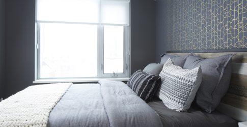 F-4 bedroom