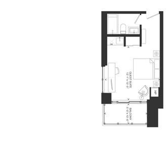 Bowery Floorplan - G-1