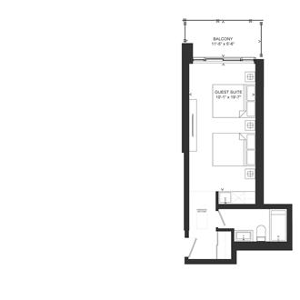 Bowery Floorplan - G-2
