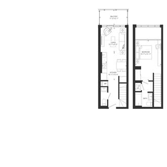 Bowery Floorplan - L1