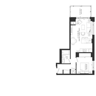 Bowery Floorplan - O-5