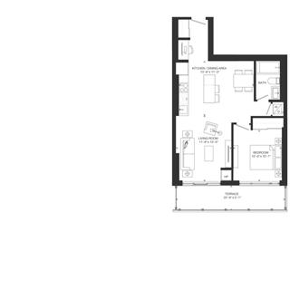 Bowery Floorplan - O-7
