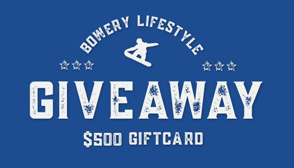Link to Bowery Contest