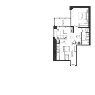 Bowery Floorplan - O8
